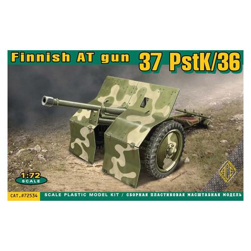 Финская 37 мм противотанковая пушка PstK/36 ACE (ACE72534)