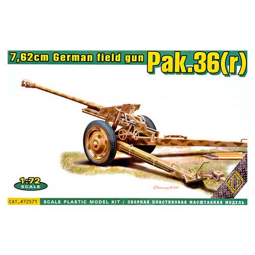 Немецкая полевая пушка 7.62см Pak.36 (r) ACE (ACE72571)