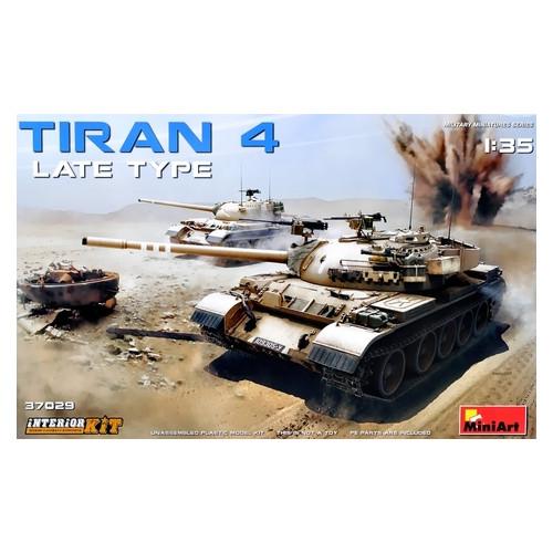 Модель Miniart Танк Тиран 4 (MA37029)