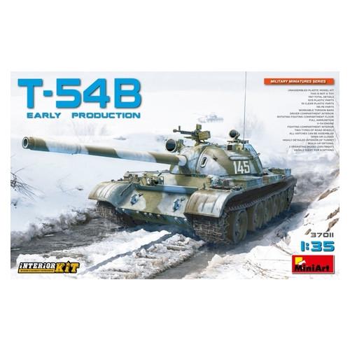 Модель Miniart Советский средний танк T-54Б ранних выпусков (MA37011)