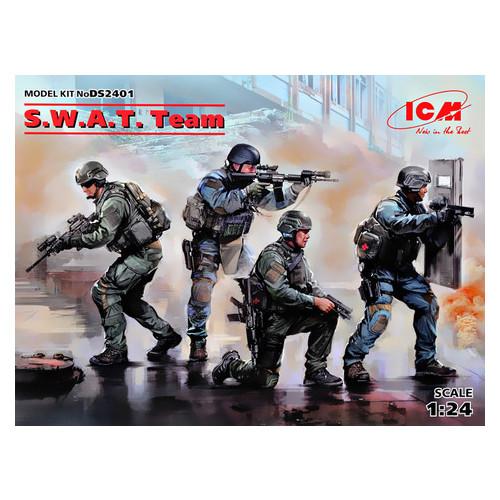 Модель ICM Команда S.W.A.T. (ICMDS2401)