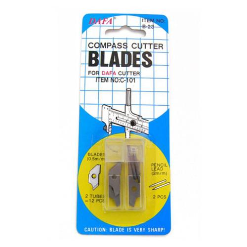 Модель Dafa Сменные лезвия для кругового ножа 12 шт. (DAFA-CB23)