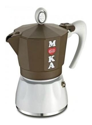 Кофеварка гейзерная GAT Golosa 6 чашек 172106