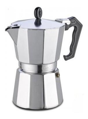 Кофеварка гейзерная GAT Ladyoro 9 чашек 103209