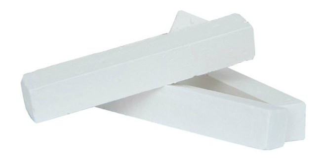 Мел ZiBi белый 100 шт карт.коробка (ZB.6712-12)