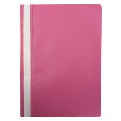 Папка-скоросшиватель А4 United Office 31х22см Розовый