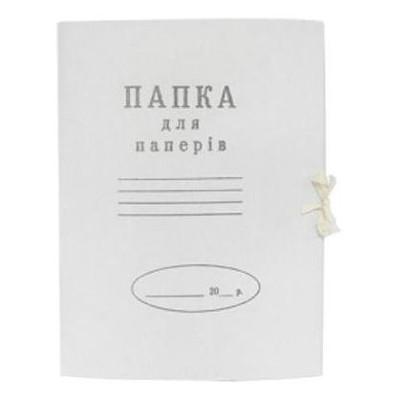 Папка на завязках Buromax А4 carton 04мм (single cut) (BM.3357)
