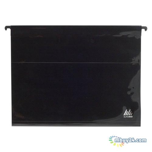 Подвесной файл Buromax А4 Job пластиковый,черный (BM.3360-01)