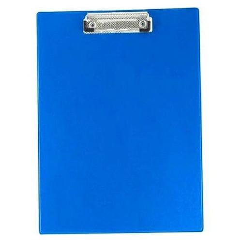 Клипборд Buromax А4, PVC, Т.синий BM.3411-03