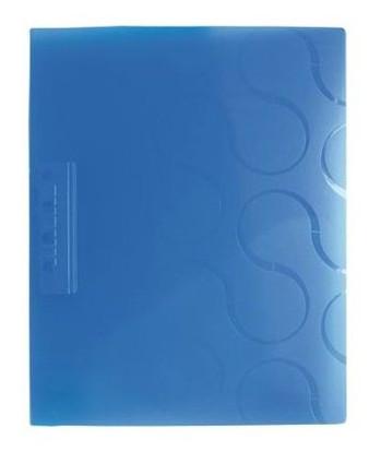 Папка с прижимом Panta Plast Omega A4 PP 0410-0040-99