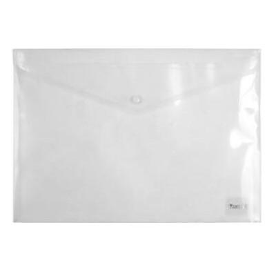 Папка - конверт Axent А4 glossy transparent (1402-27-А)