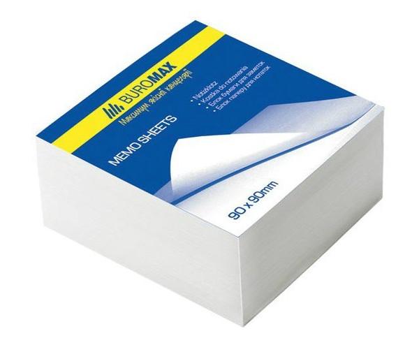 Бумага для записей Buromax 90х90/500 листов