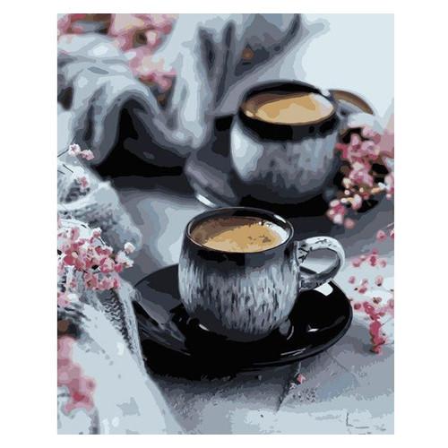 Картина по номерам Art Craft Кашемировый кофе 40х50 см (12106)