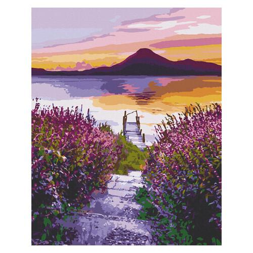 Картина по номерам Art Craft Озеро Атитлан. Гватемала (10550-AC)
