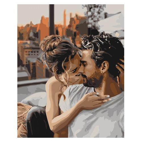 Картина по номерам Идейка Нежность чувств 40х50 см (KHO4655)