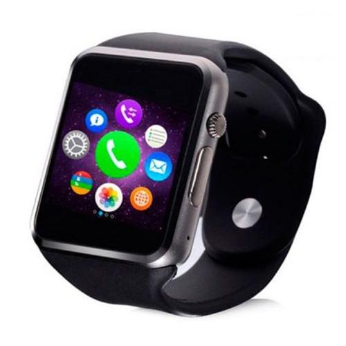 Смарт-часы с сим-картой Smart A1 Turbo UWatch 5015 Black