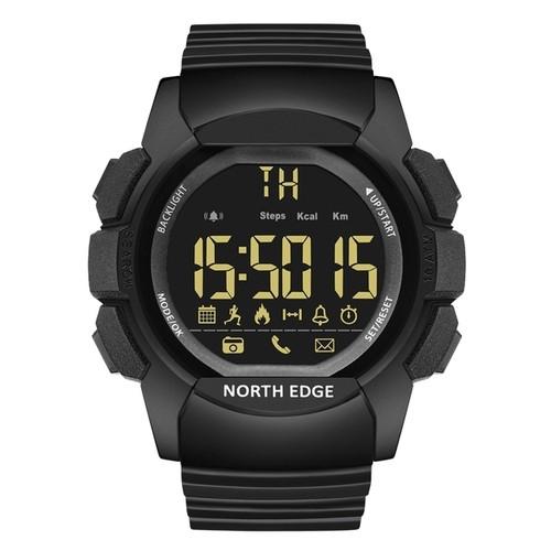 Умные часы North Edge Combo 10BAR Black