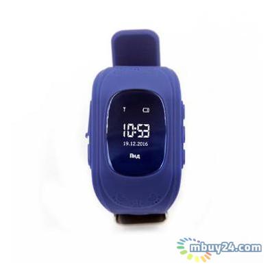 Смарт-часы GoGPS ME K50 Темно-синие (К50ТС)
