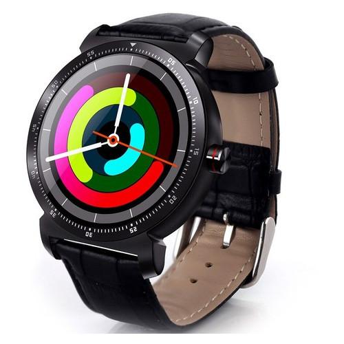 Смарт-часы Lemfo K88h Plus Черный