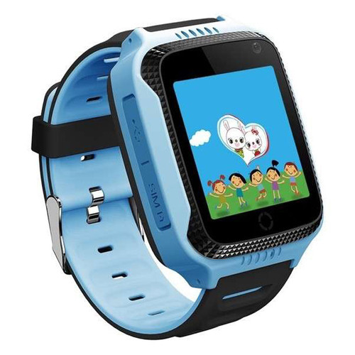 Детские умные KMITX GPS часы QT529 Sea