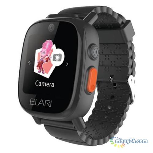 Детский телефон-часы Fixi Time 3 Black (ELFIT3BLK)