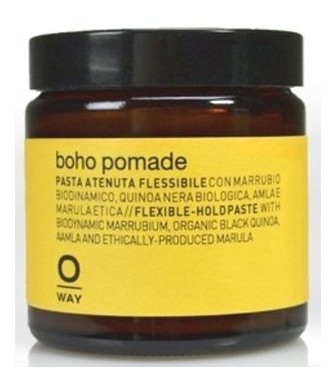 Воск гибкой фиксации для волос Rolland Oway Boho Pomade 100 мл