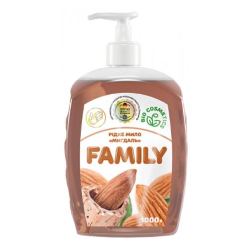 Жидкое мыло For my Family Миндаль 1 л 722447