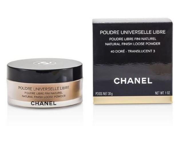 Пудра Chanel Universelle Libre 40 - Dore (золотистый)