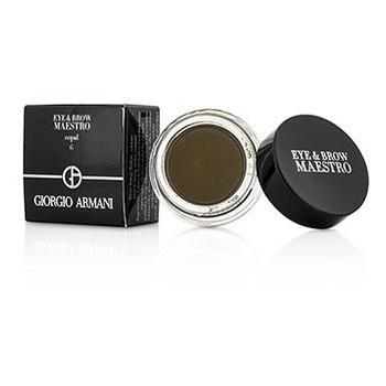 Тени для век и бровей Giorgio Armani Eye & Brow Maestro 6 - коричнево-золотой 5g