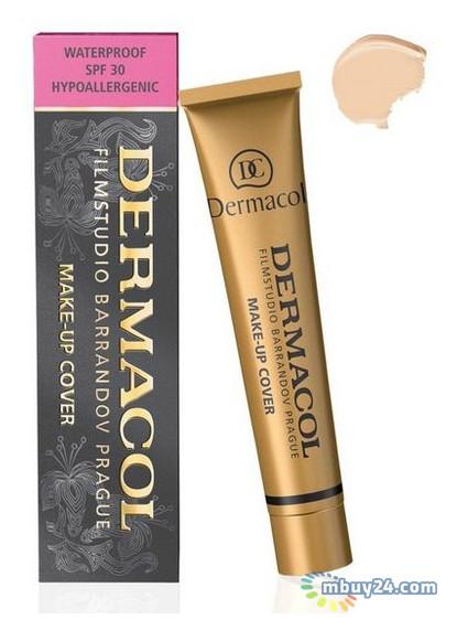 Тональный крем с повышенными маскирующими свойствами Dermacol Make-Up Cover №207
