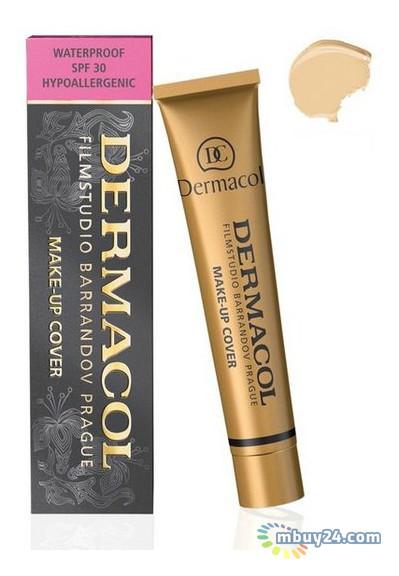 Тональный крем с повышенными маскирующими свойствами Dermacol Make-Up Cover №209