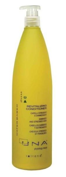 Витаминный кондиционер для поврежденных волос Rolland UNA 1000 мл