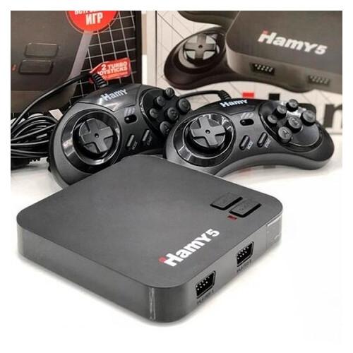 Игровая приставка двухсистемная 8-16 бит Hamy 5 HDMI
