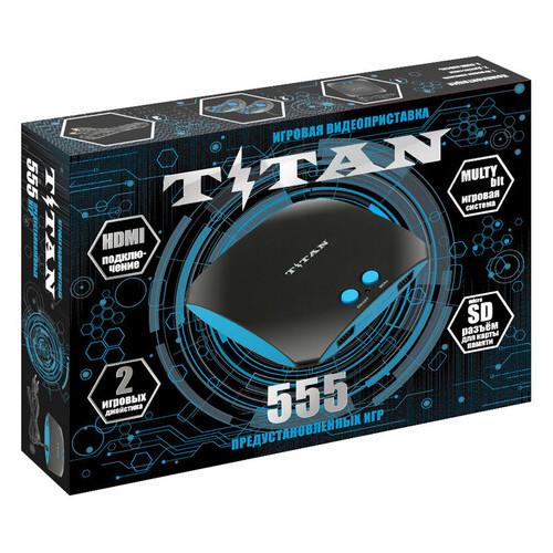 Игровая приставка Magistr Titan 3 (555 игр) HDMI