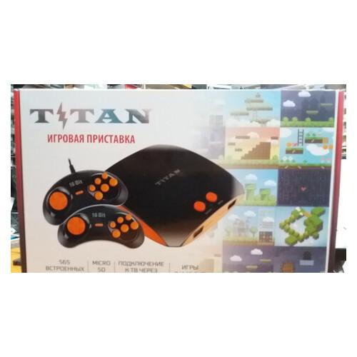 Игровая приставка Magistr Titan 3 ORANJ (565 игр) HDMI