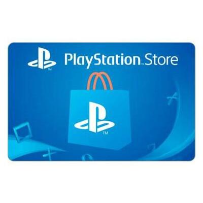 Карта онлайн пополнения Sony Playstation Store пополнения кошелька: Карта оплаты 2000 грн (9781417)