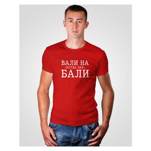 Футболка Malta 18М063-17-П Бали 1 XL Красная (2901000189413)