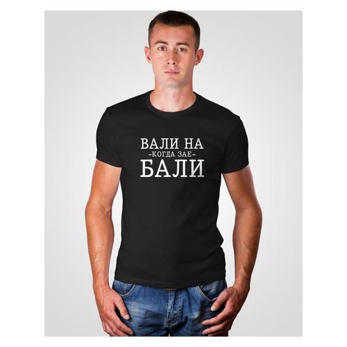 Футболка Malta 18М063-17-П Бали 1 XХL Черная (2901000189475)
