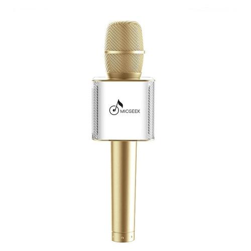 Микрофон для караоке MicGeek MG-Q9-Gold