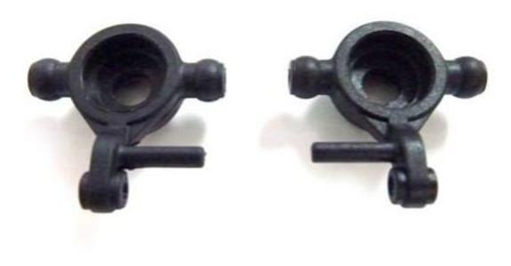 Поворотный кулак Himoto передний 2шт (82807)