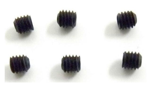 Установочный винт Himoto Grub Screws M4x4 6шт (31063)