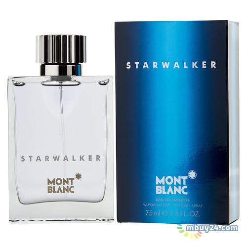 Туалетная вода Montblanc Starwalker для мужчин (оригинал) - edt 75 ml