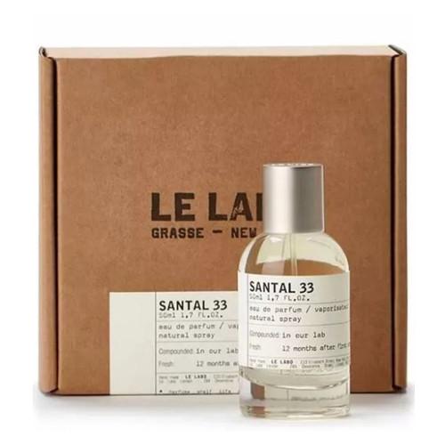 Парфюмированная вода Le Labo Santal 33 для мужчин и женщин edp 50 ml
