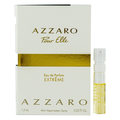 Парфюмированная вода Azzaro Pour Elle Extreme для женщин 1.5 ml vial