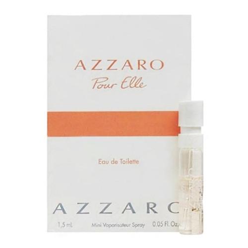 Туалетная вода Azzaro Pour Elle для женщин 1.5 ml vial