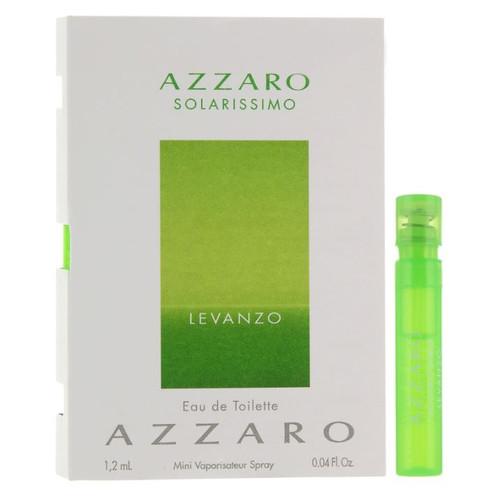 Туалетная вода Azzaro Solarissimo Levanzo вода для мужчин 1.2 ml vial