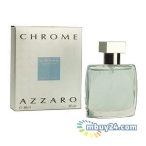Туалетная вода для мужчин Azzaro Chrome 30 ml