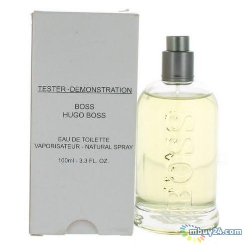Туалетная вода Hugo Boss Bottled 100 ml spray tester (M) (737052607054)