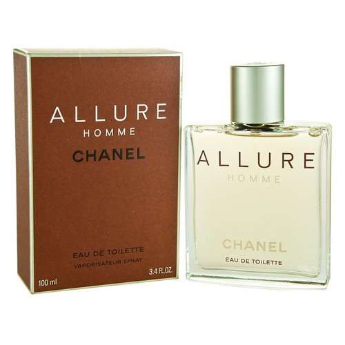 Туалетная вода Chanel Allure Homme 100 мл, тестер
