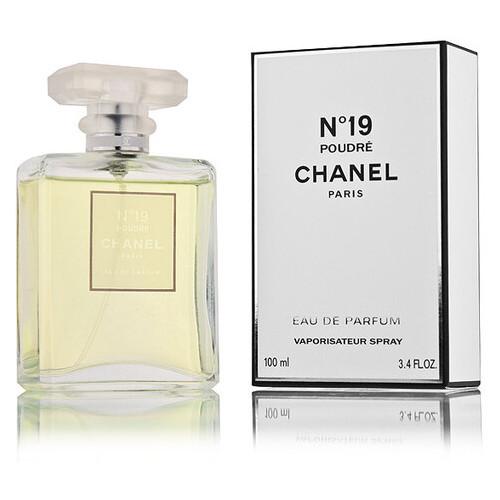 Парфюмированная вода Chanel №19 Poudre для женщин 100 ml